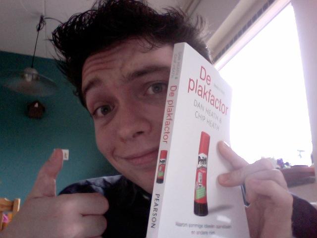 Goed marketingboek: De Plakfactor