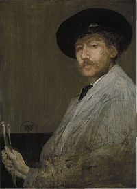 Quote van kunstenaar James Whistler