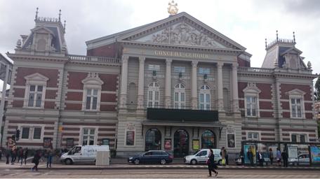 concertgebouw amsterdam uitmarkt business dag met abn amro