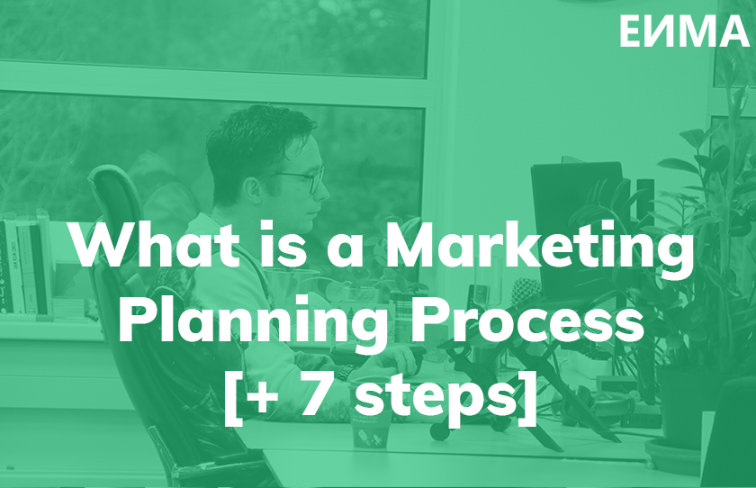 What is a Marketing Planning Process? [+ 7 step guide]